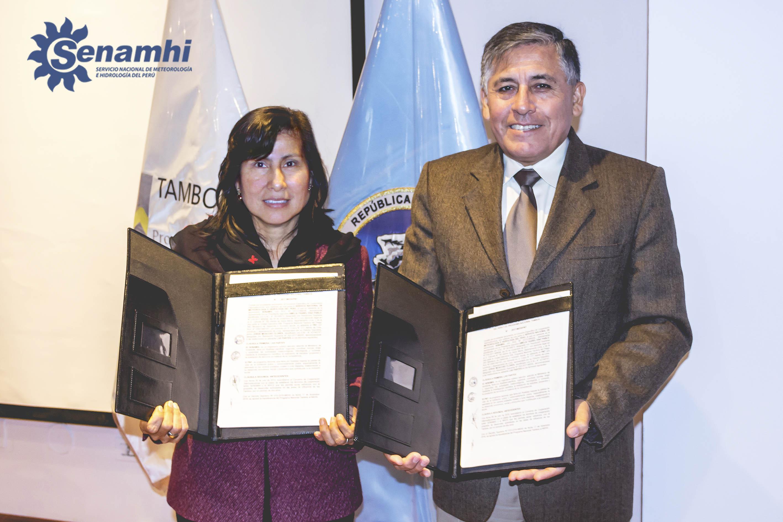 SENAMHI y Programa Tambos firman convenio de cooperación interinstitucional 37bca21bdad
