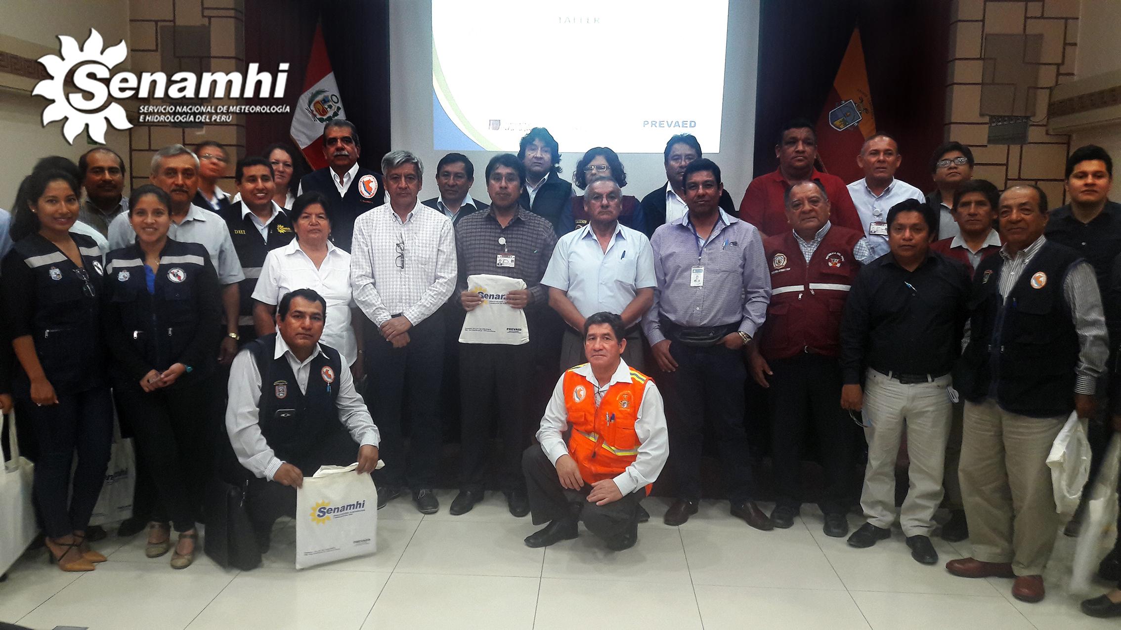 SENAMHI - Perú 6911a5efe1e