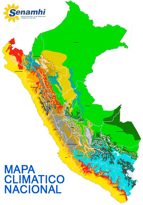 Senamhi Peru